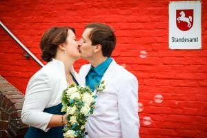 Hochzeitsfotos Wangerooge