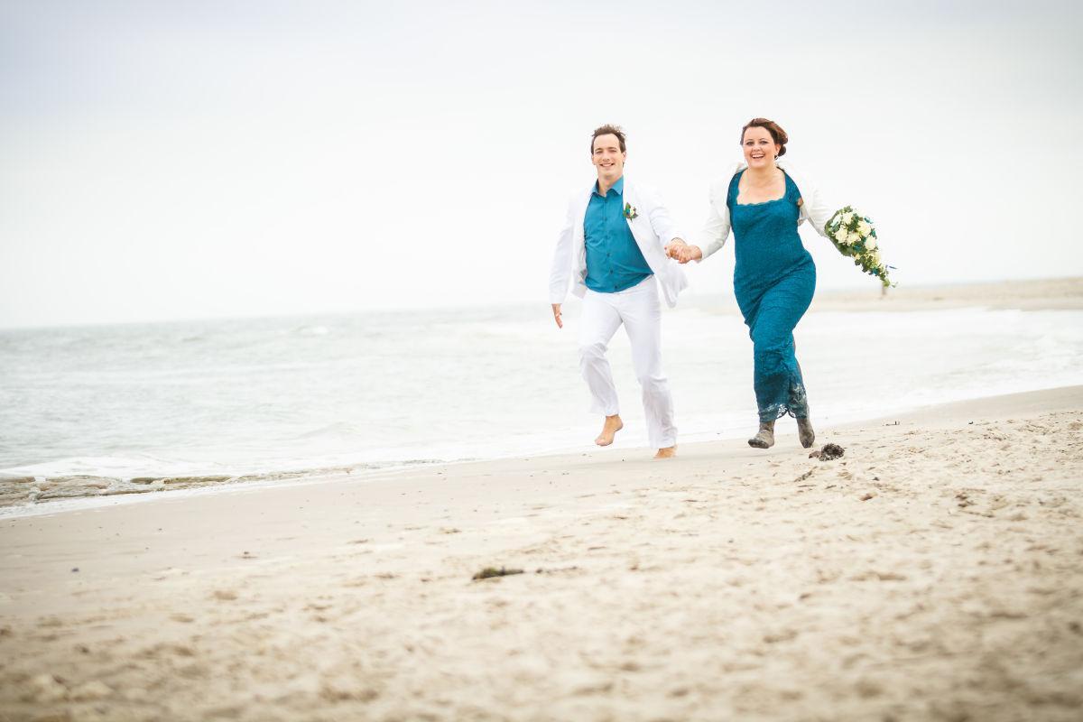 Die Maritime Strand Hochzeit Auf Wangerooge