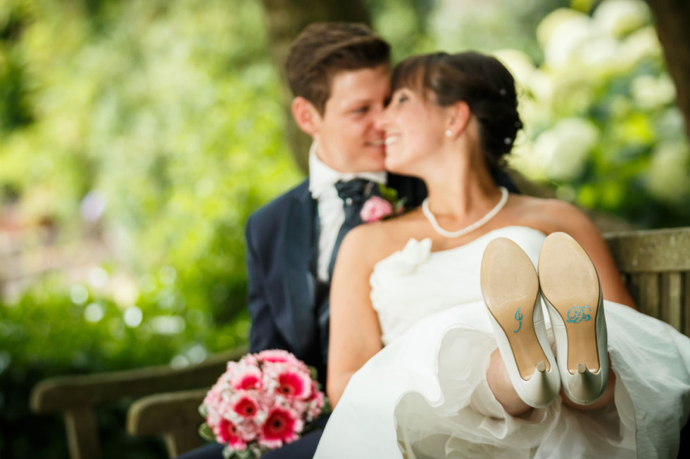 Maureen & Markus: Hochzeit am Wassermuseum