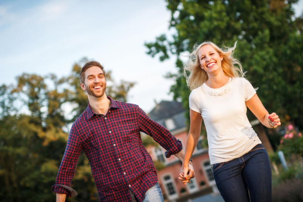 Das Engagementshooting von Steffi und Daniel