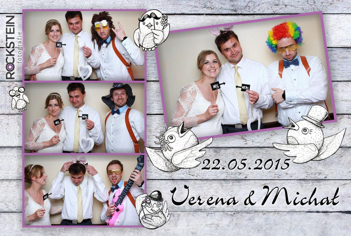 Photobooth Verena & Michal