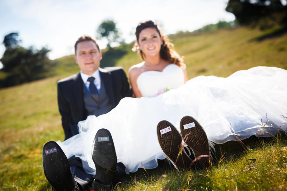 Carina & Fabian: Hochzeit in Haltern