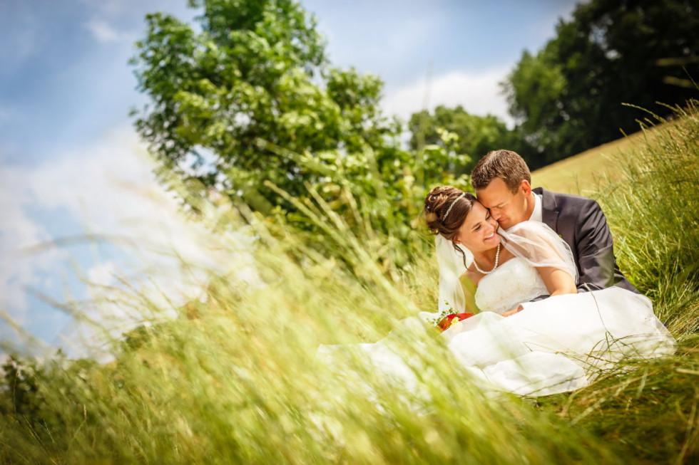 Jenny und Micha: Hochzeit in Solingen