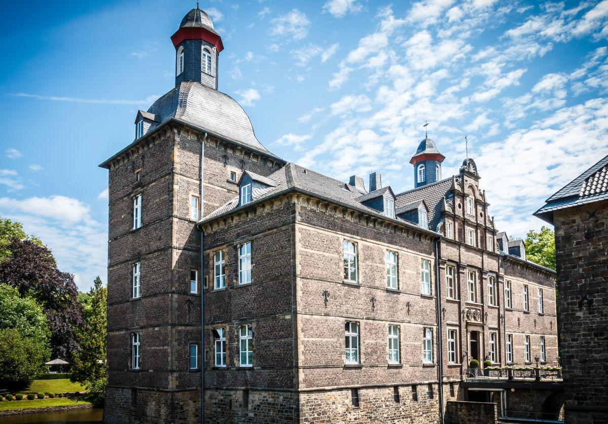 TinaThomas 118 - Hochzeit Schloss Hugenpoet Essen