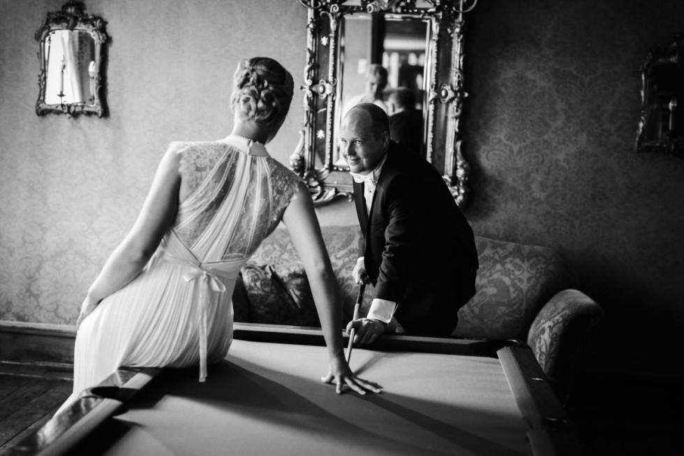Tina und Thomas: Hochzeit auf Schloss Hugenpoet