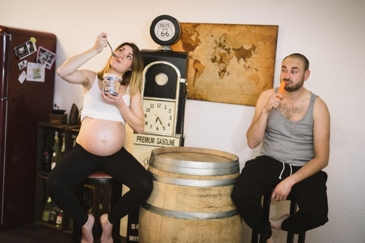 JMT 0007 - Julia und Maxi: Babybauch Shooting in Recklinghausen