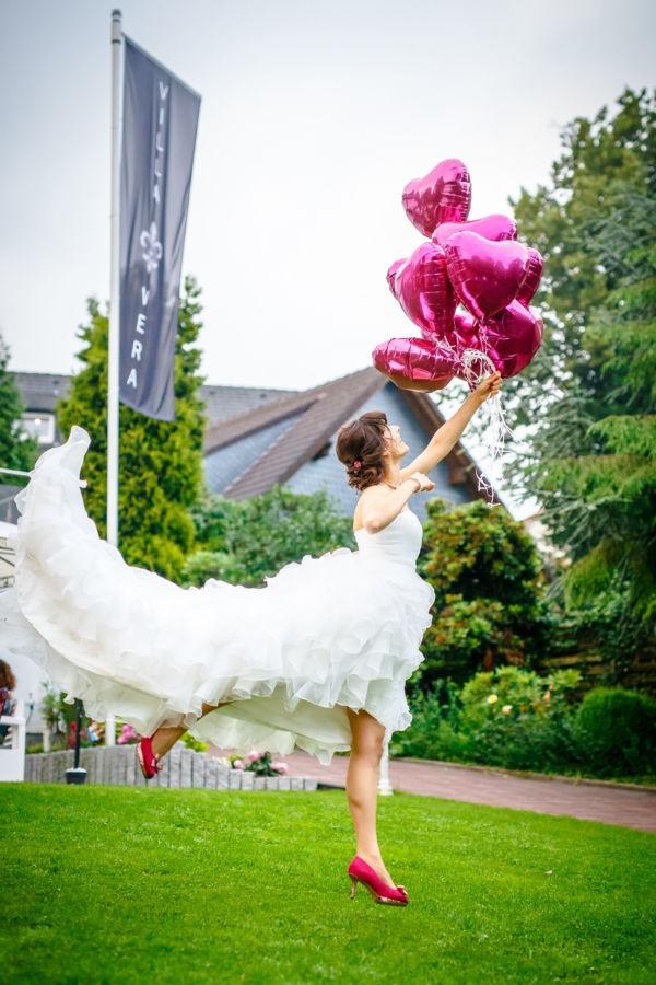 Folienballons foto