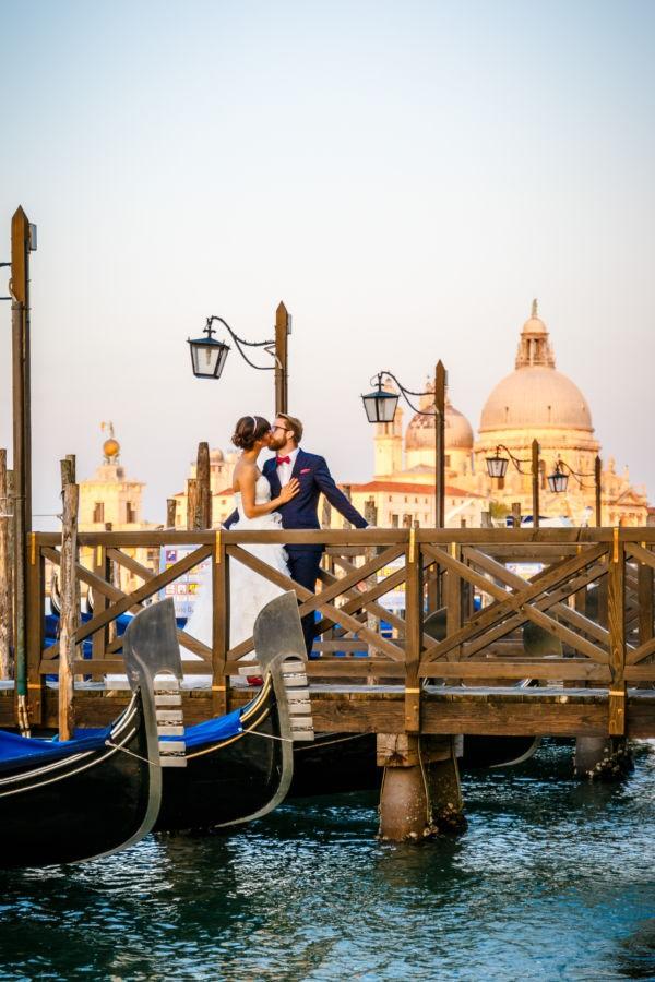 Hochzeitsshooting Venedig