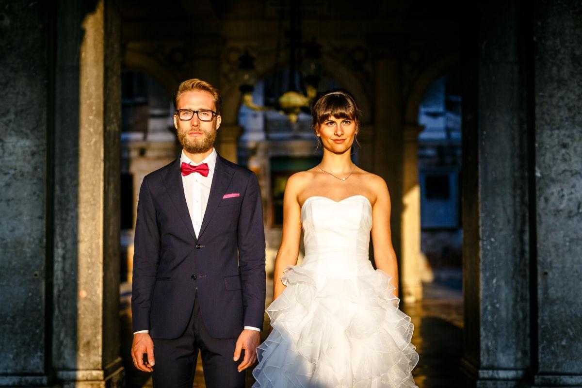 Hochzeitsbilder Venedig