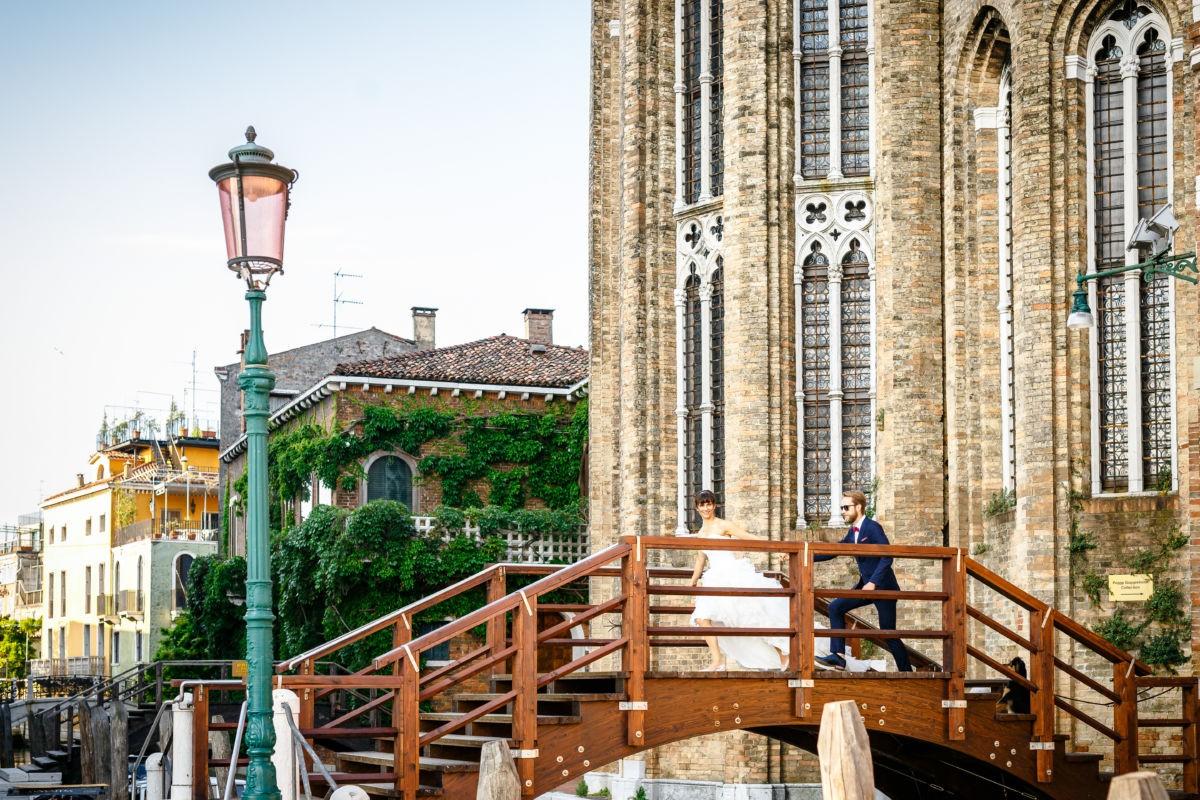 Hochzeitsfotos Venedig