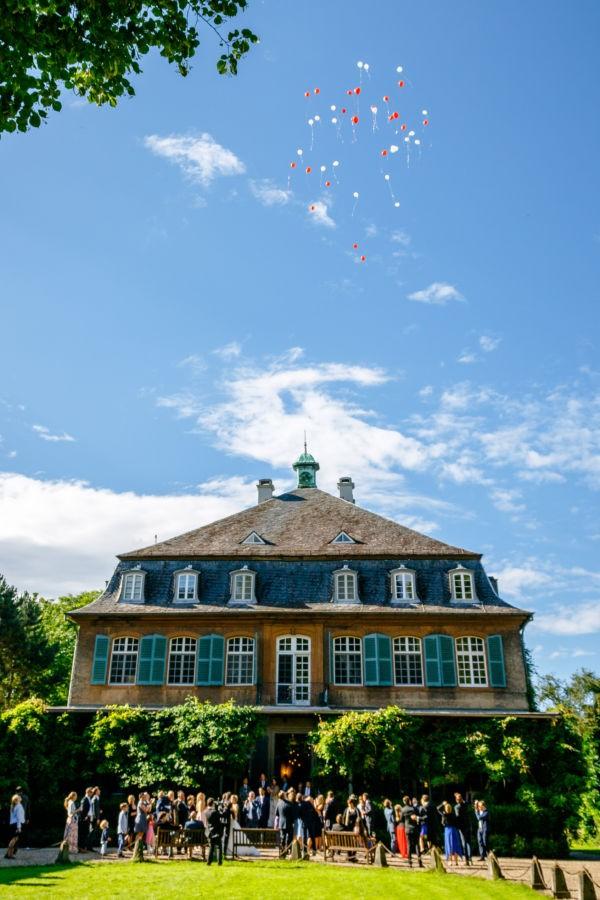 Hochzeitslokation NRW