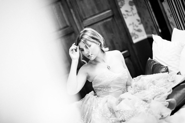 Ein Brautshooting nach der Hochzeit ist dein persönlicher Prinzessinnenmoment