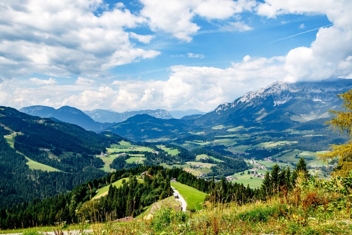 Kaisergebirge Österreich