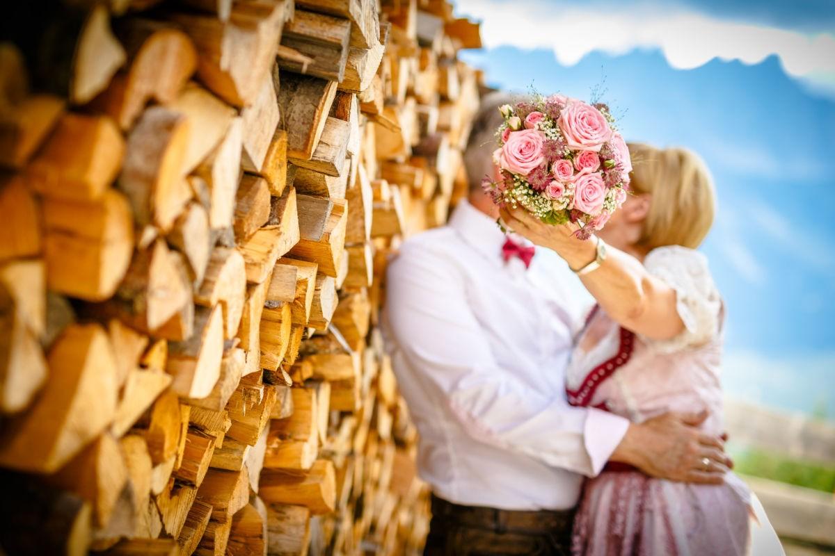 Hochzeitsfotos Kitzbühel