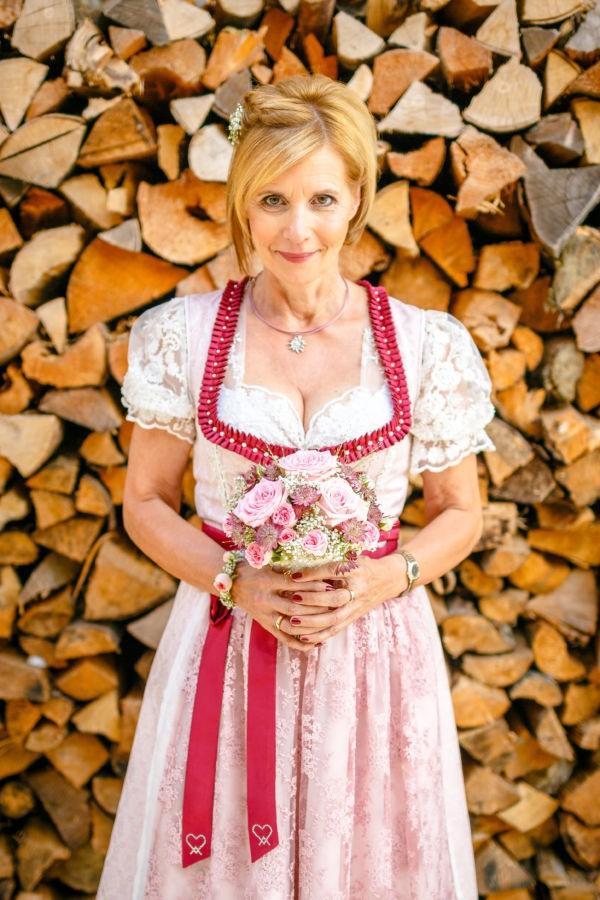 Hochzeitsbilder bei der Hochzeit in Österreich
