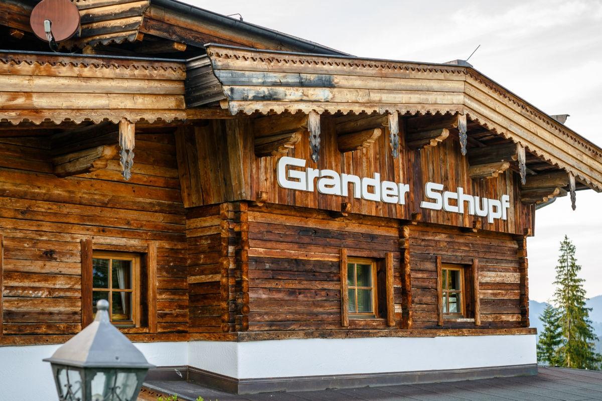 Hochzeit im Brander Schopf Tirol