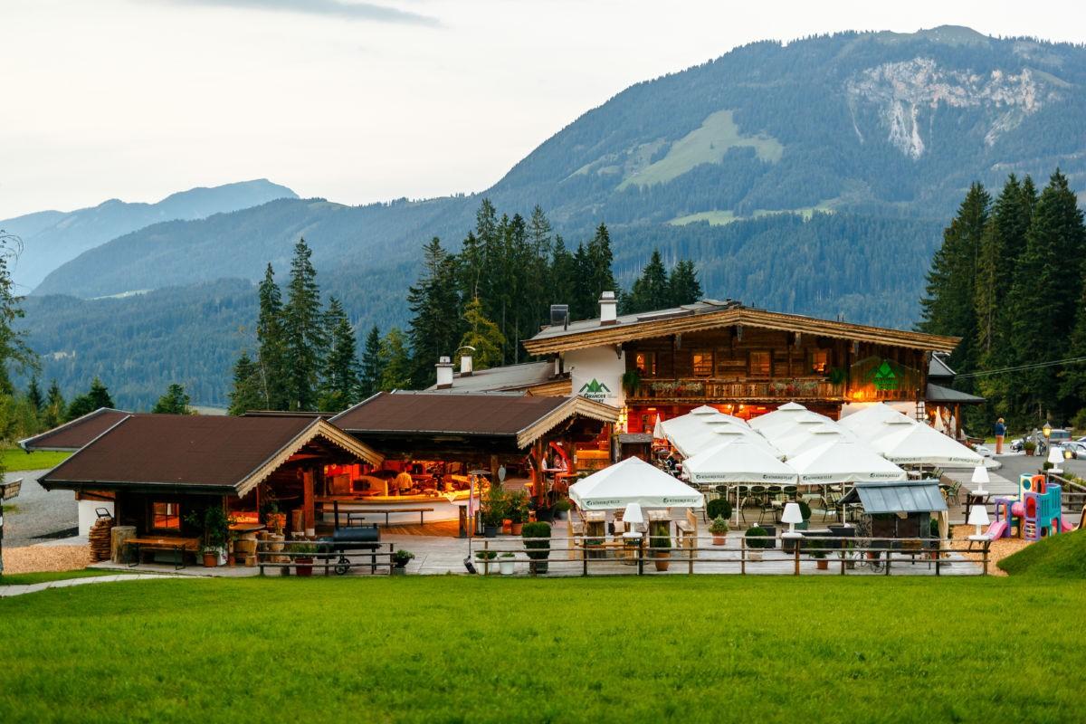 Hochzeit im Berggasthaus Grander Schopf