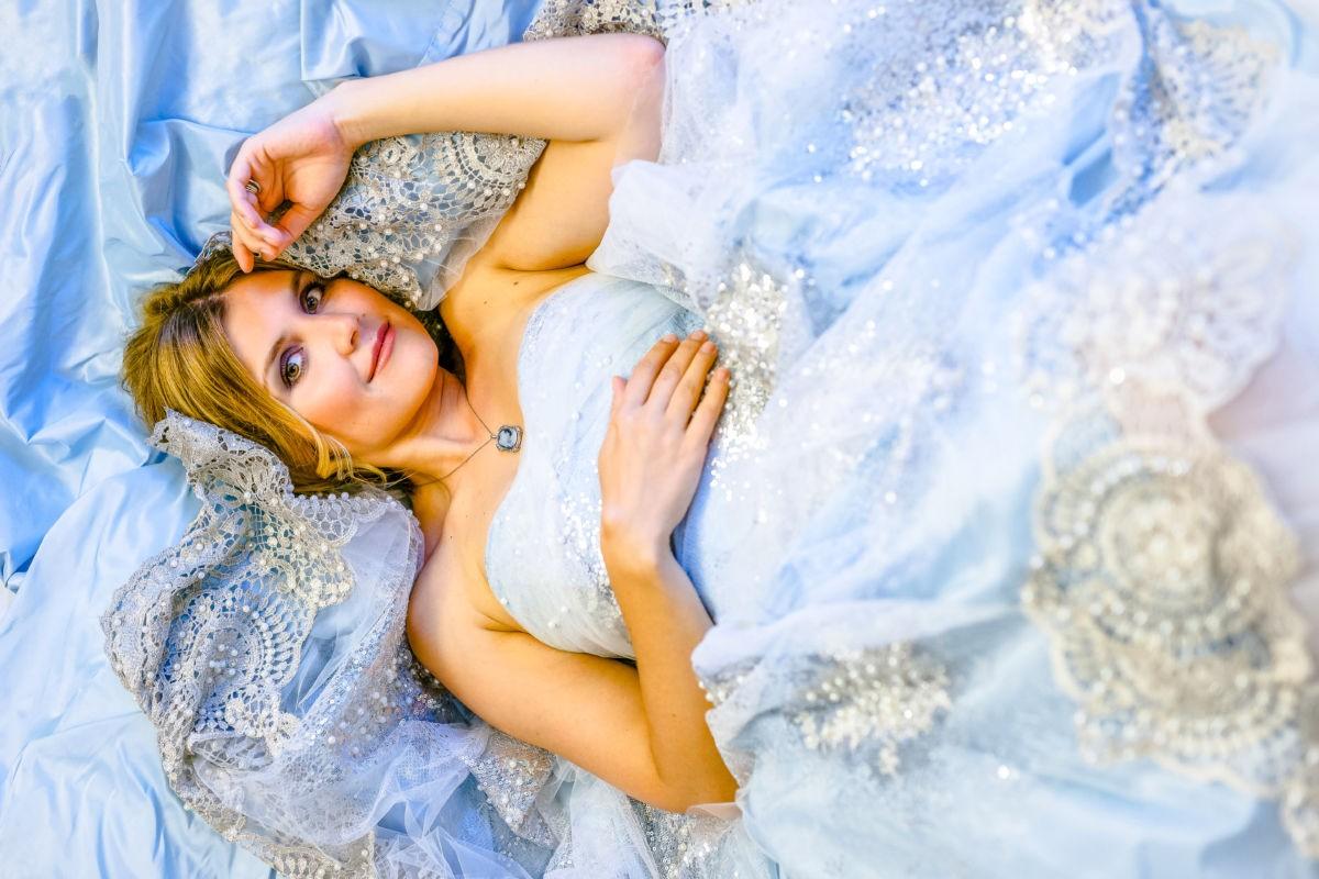 Brautshooting, wir setzen dich und dein Kleid bei einem After Wedding Shooting in Szene