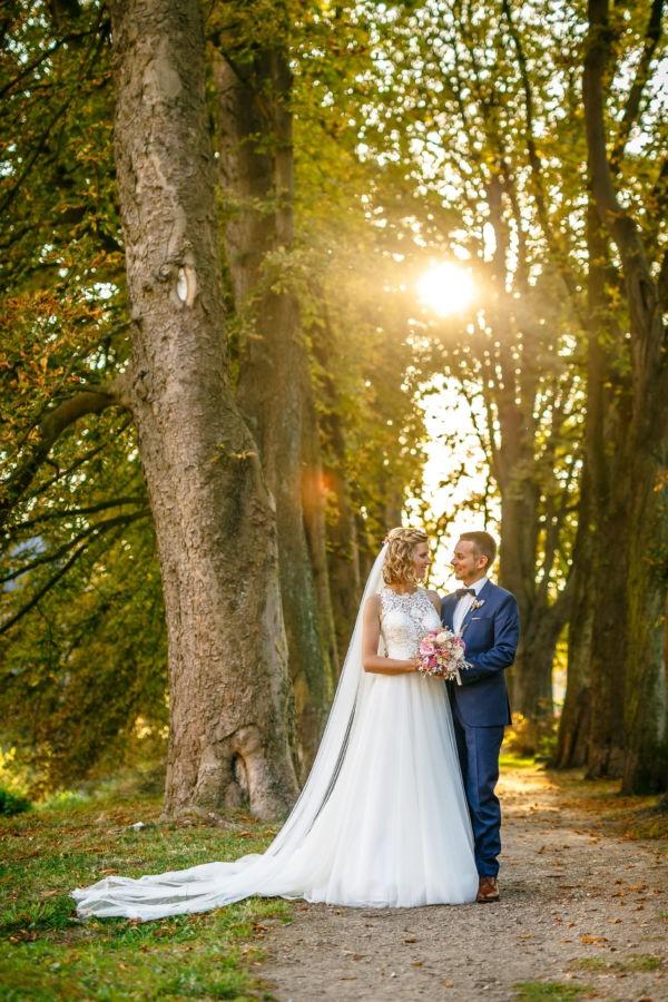 als Hochzeitsfotograf sind wir in ganz Deutschland unterwegs, wie hier in Bochum.