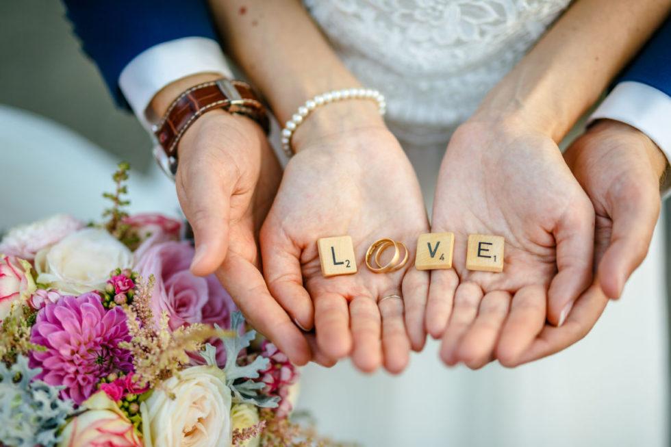 Die romantische Industrie-Hochzeit von Inke und Matthias in Hattingen