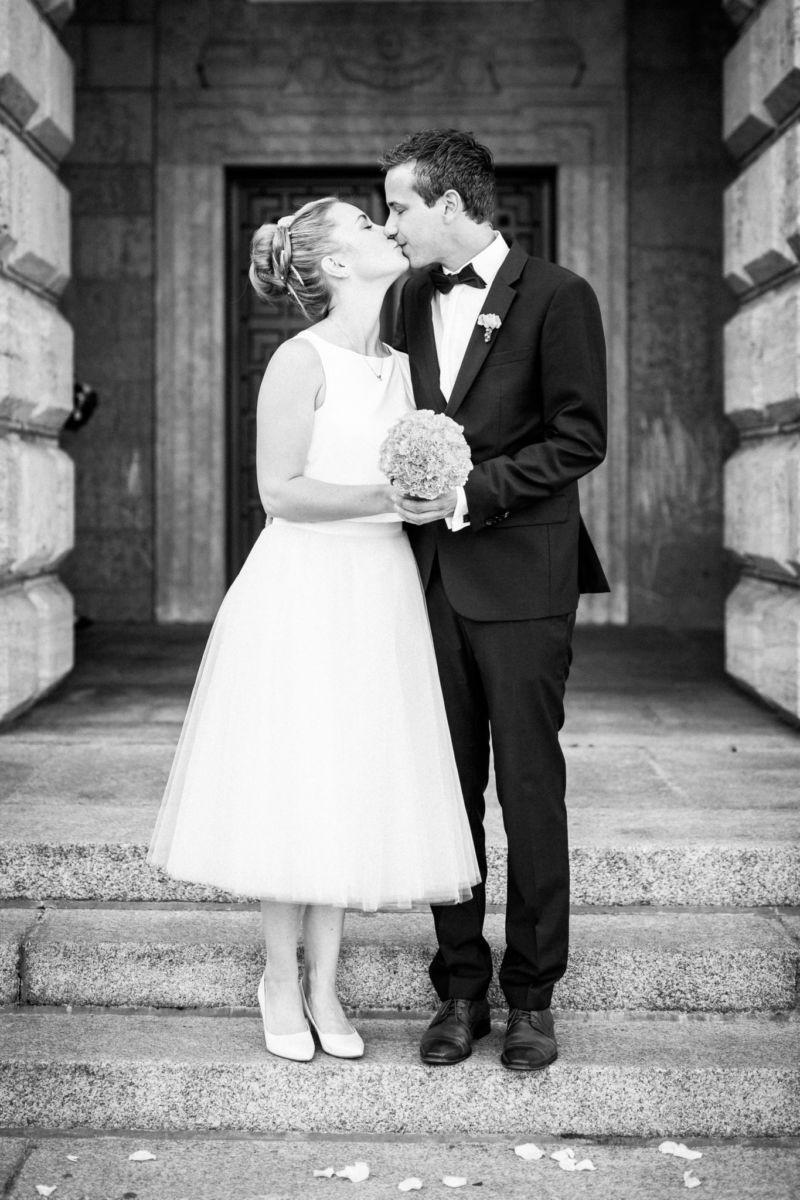 Als Hochzeitsfotograf fotografieren wir auch Standesamtliche Trauungen