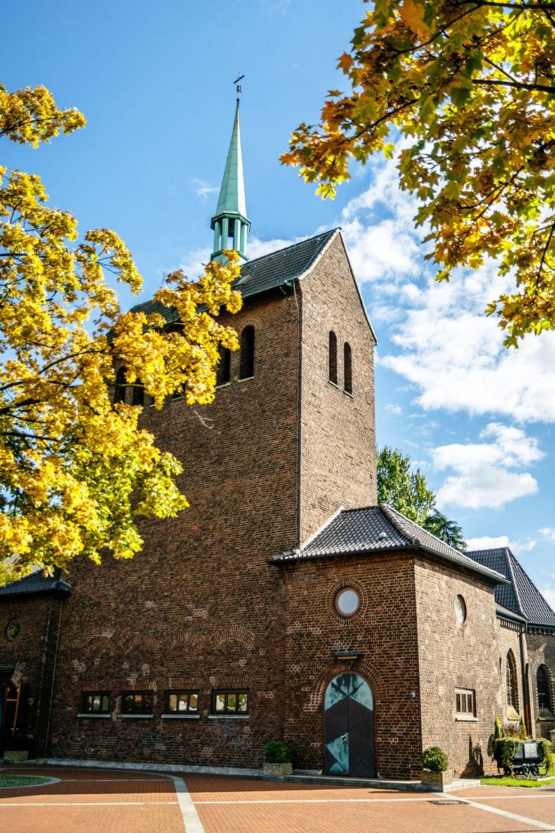 die Kirche in Essen