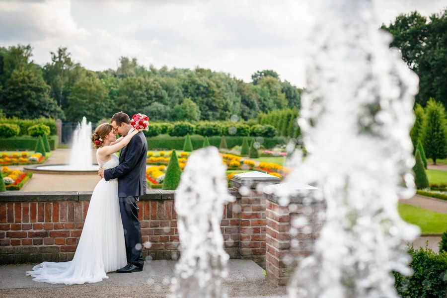 Hochzeitsfoto vom Hochzeitsfotografen Moers