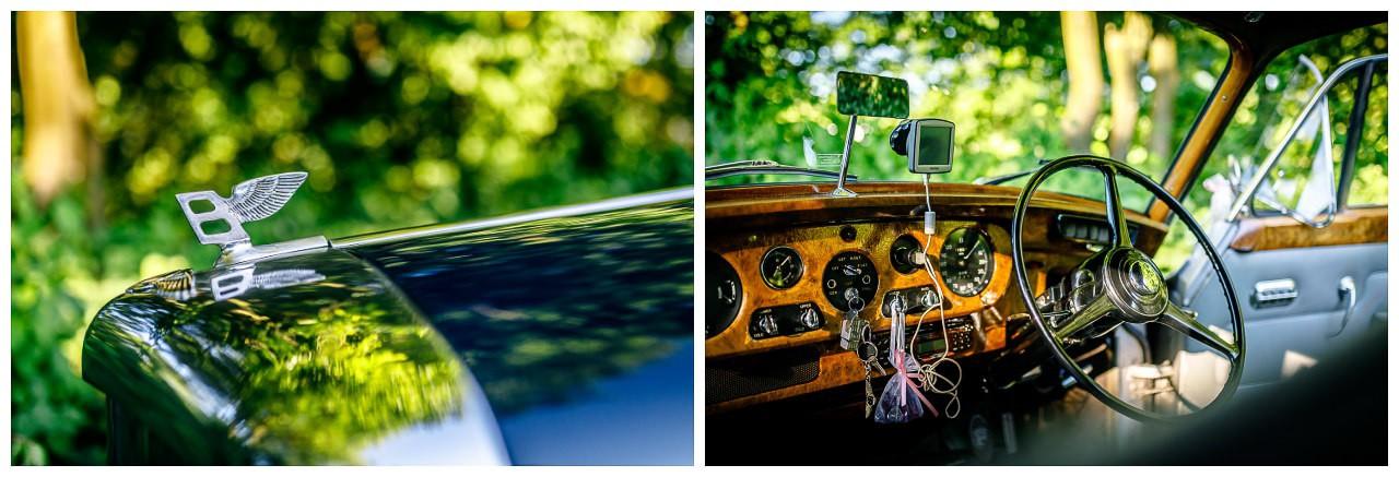 Hochzeitauto