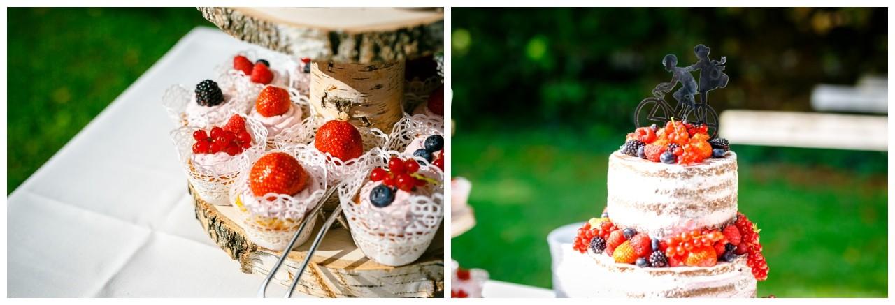 Cupcakes zur Hochzeit in Solingen