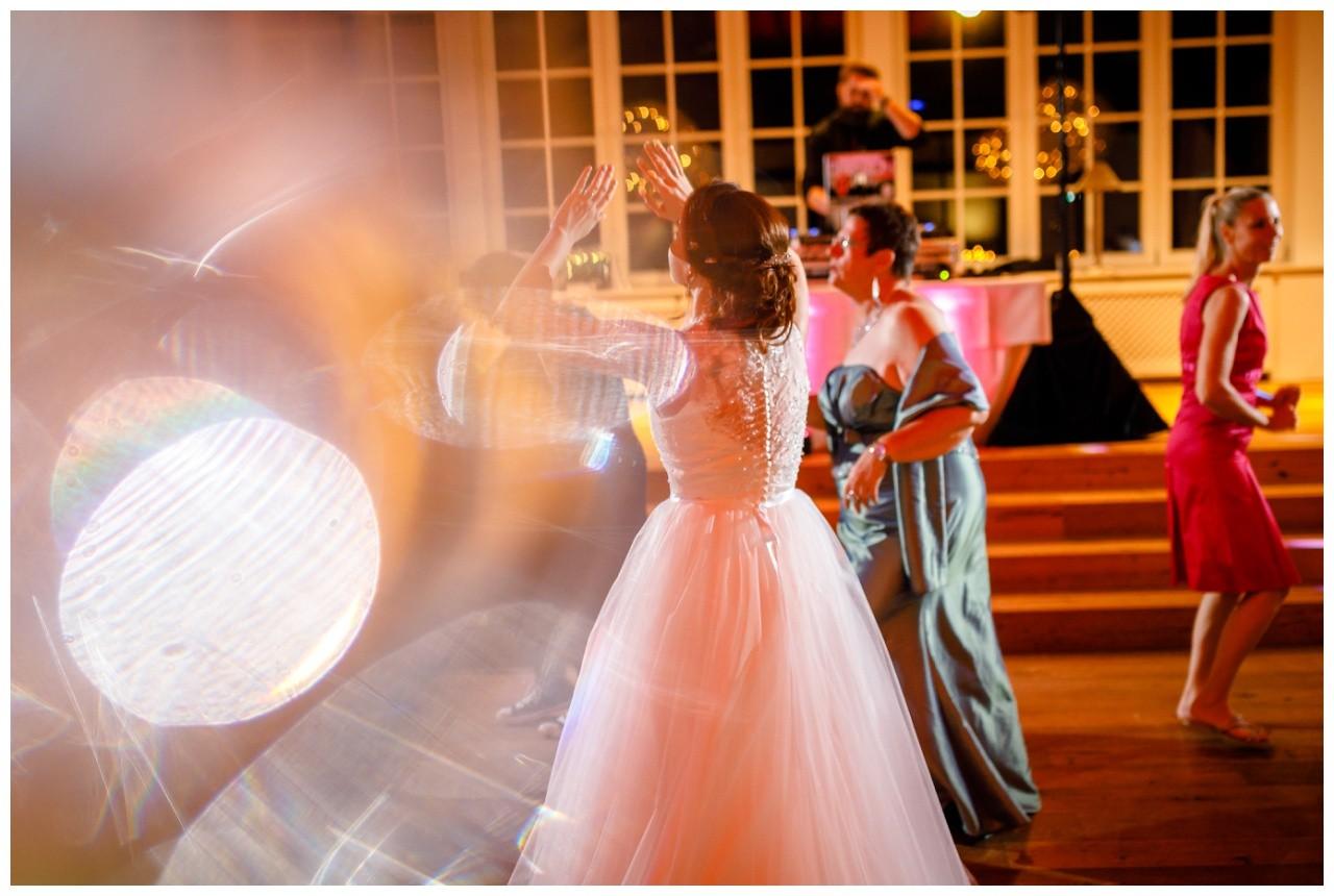 Hochzeitsparty in Solingen
