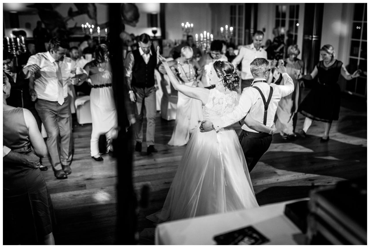 Hochzeitsfest in der Wipperaue in Solingen