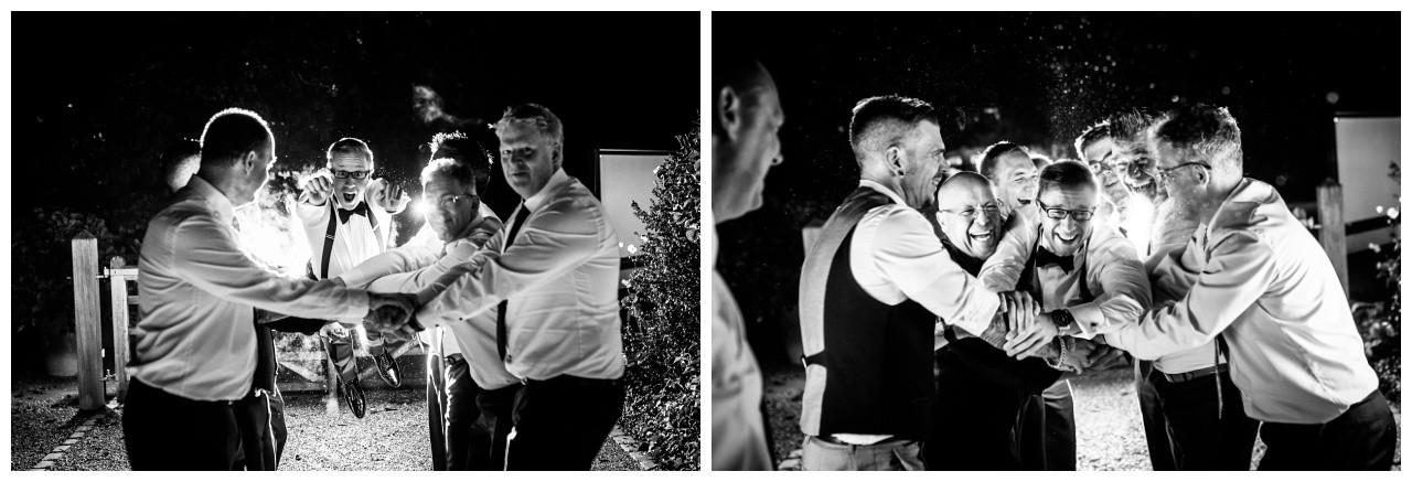 Hochzeitsbilder mit den Jungs vom Hochzeitsfotografen SOlingen