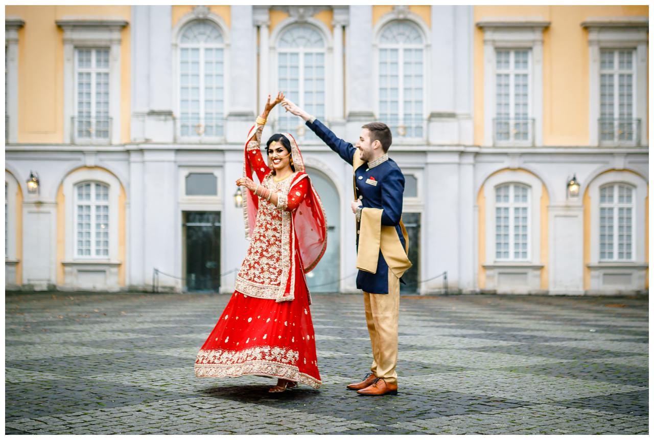 Hochzeitsfotos pakistanische Hochzeit Köln