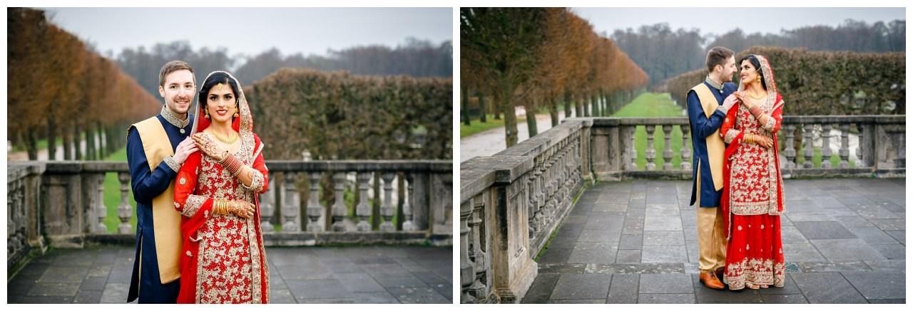 Hochzeitsfotos Schlosspark Brühl Köln