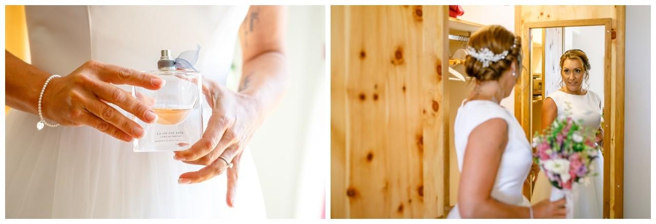 Das Parfum zur Hochzeit am Chiemsee