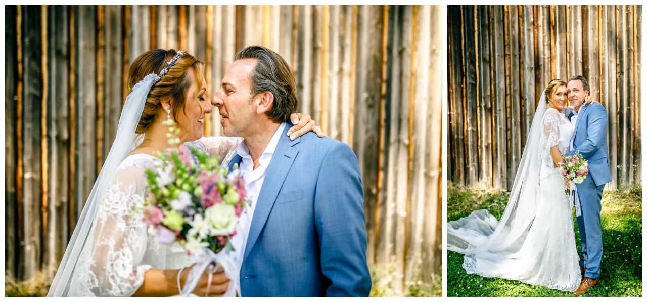 Hochzeitsfotos vom Hochzeitsfotografen am Chiemsee