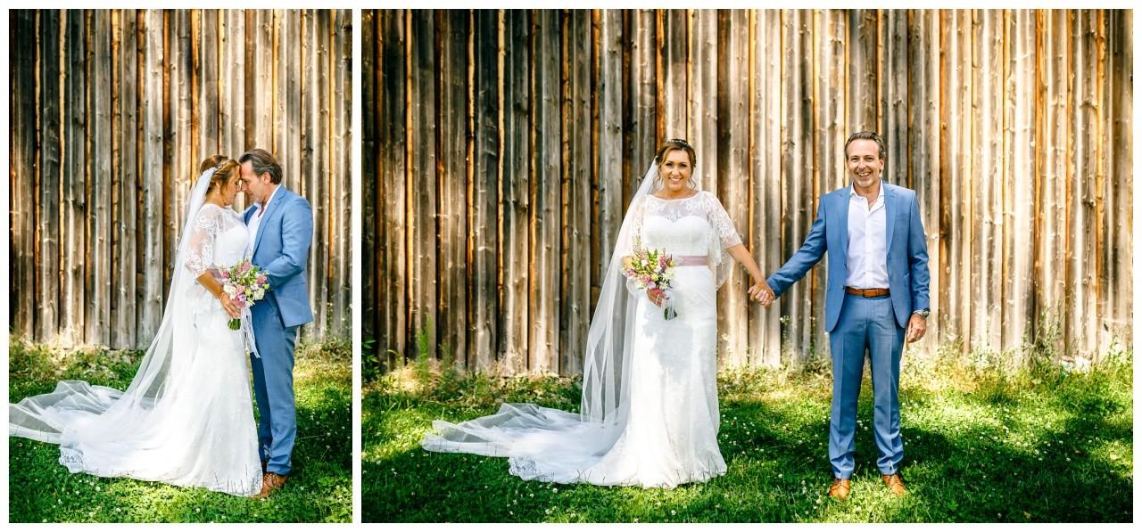 Hochzeitsbilder vom Hochzeitsfotografen Chiemsee