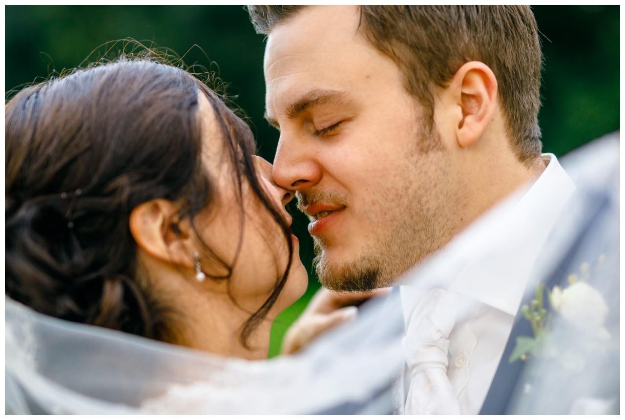 Hochzeitsfoto vom Hochzeitsfotografen bei der Hochzeit im Ruhrgebiet