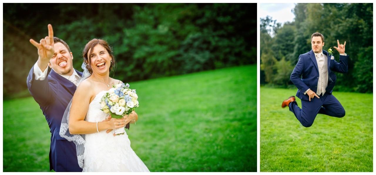 Hochzeitsfotos bei der Ruhrpott Hochzeit im Heiner's in Gelsenkirchen