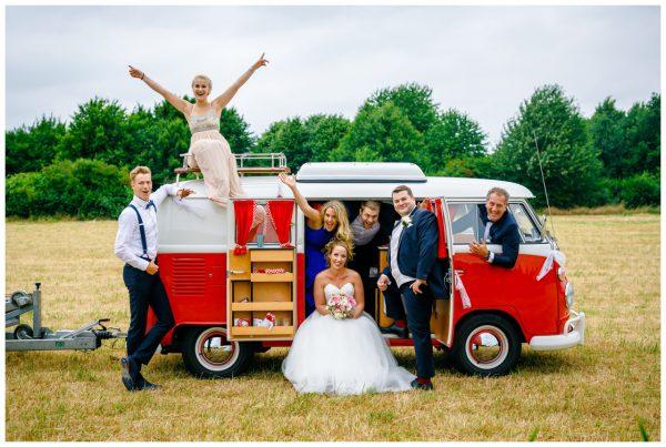 Familienfoto zur Hochzeit vom Hochzeitsfotograf Krefeld
