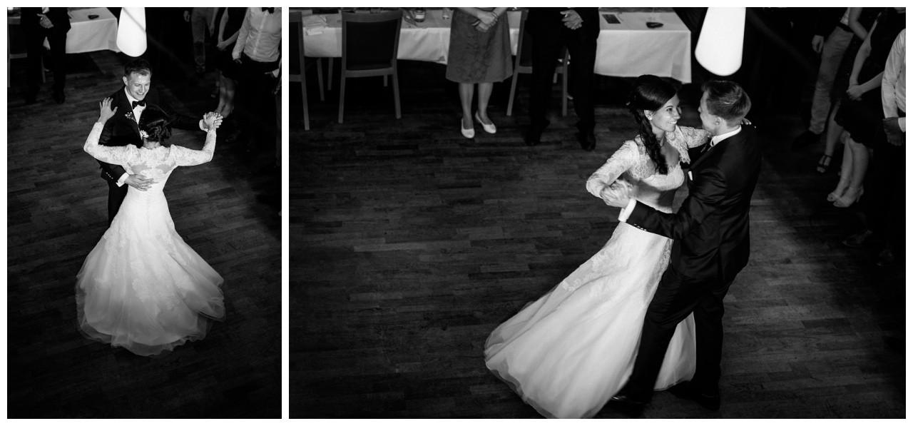 Hochzeitstanz bei der Hochzeit in Dortmund