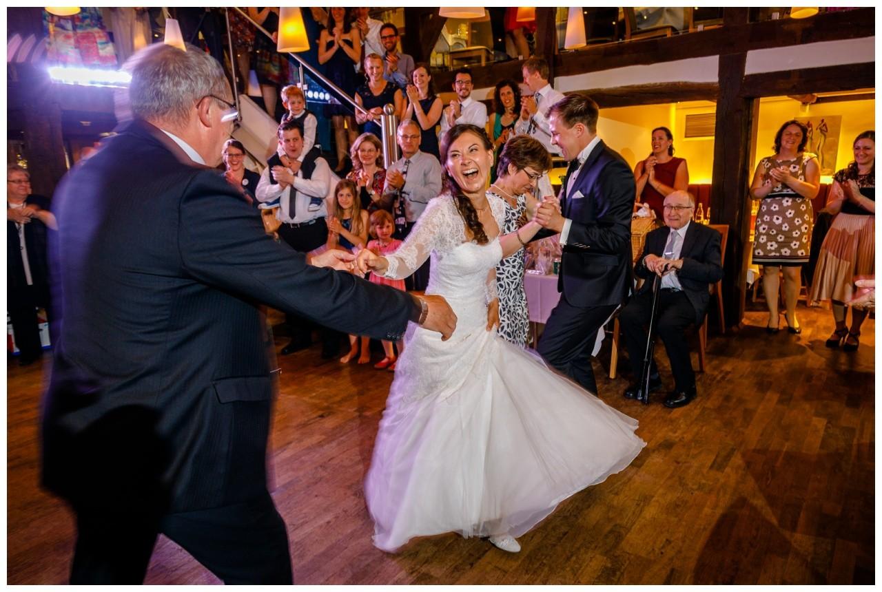 Hochzeit in Dortmund Party