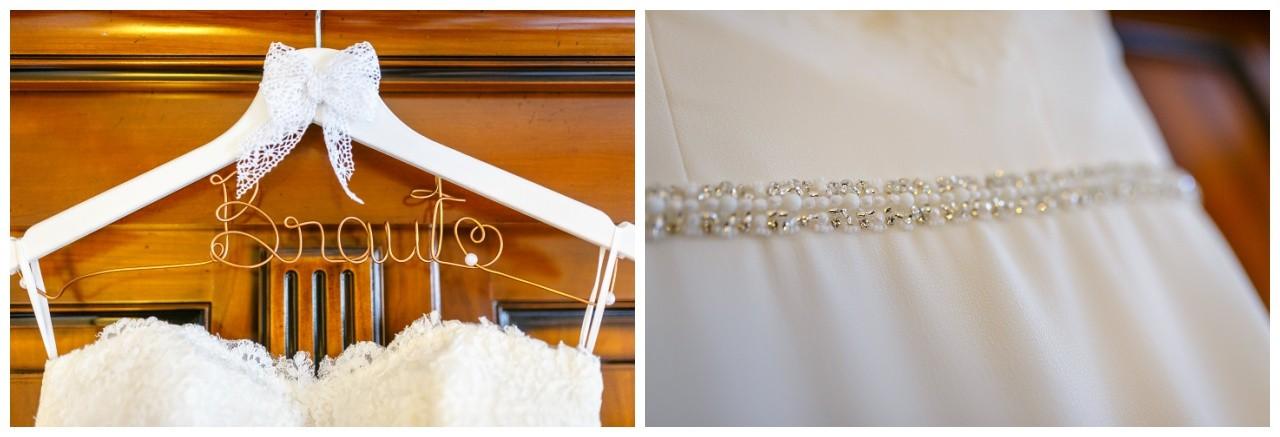 Kleiderbügel Braut