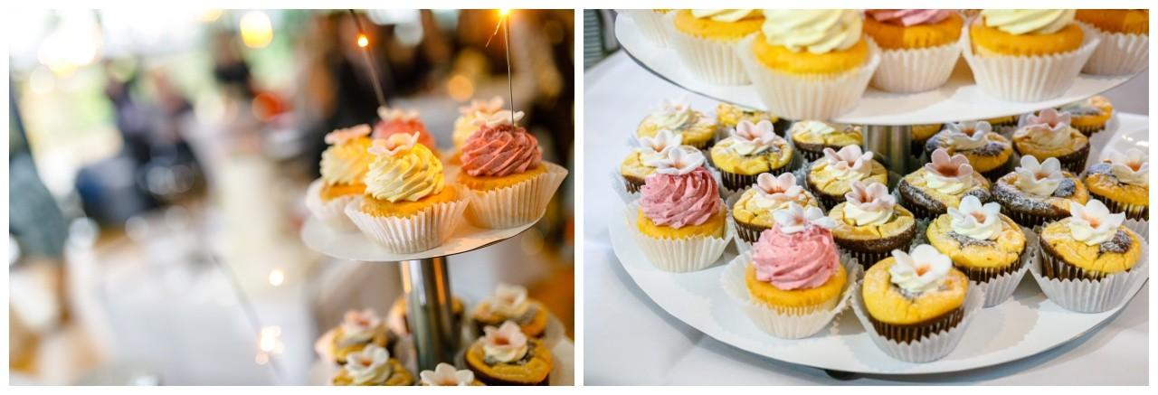 Cupcakes zur Hochzeit in Recklinghausen