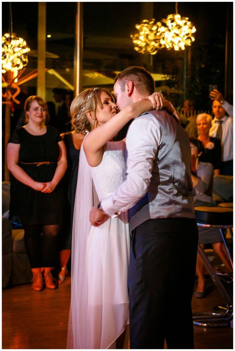 Hochzeitstanz im Subergs im Ruhrfestspielhaus zu Perfect von Ed Sheeren