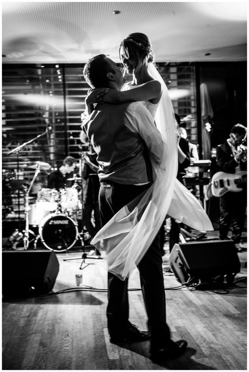 Hochzeitstanz im Subergs im Ruhrfestspielhaus