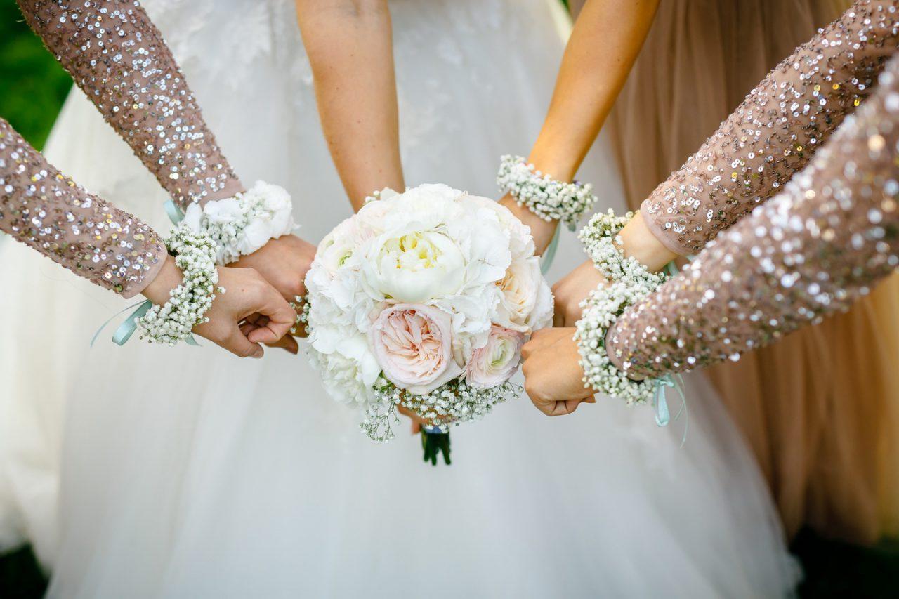 Brautjungfernarmbänder