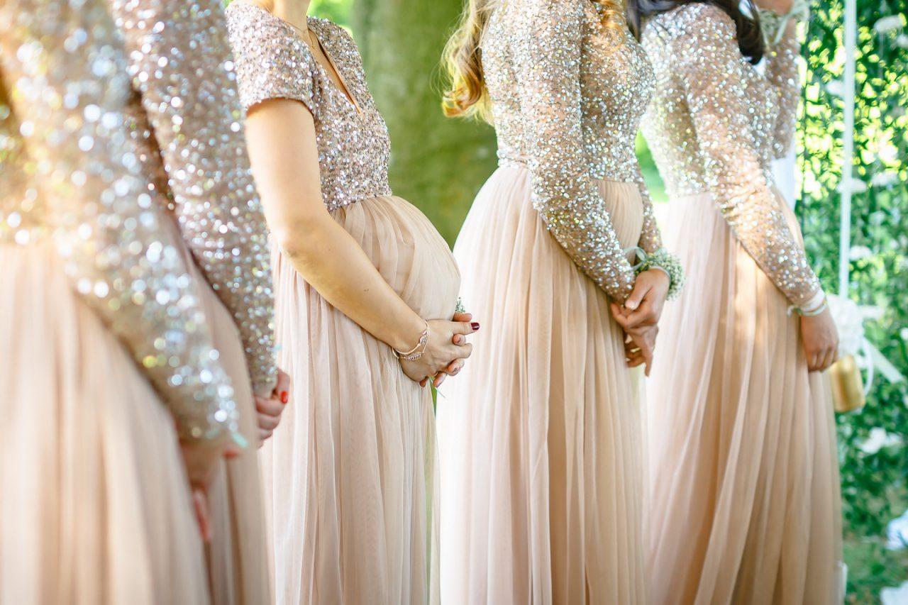 Brautjungfern Hochzeit