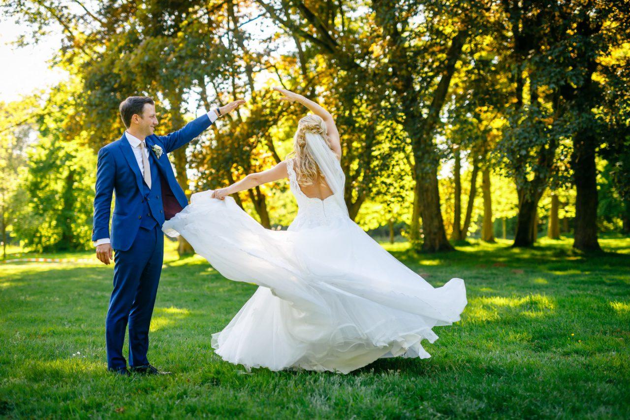 Hochzeitsfoto Niederrhein