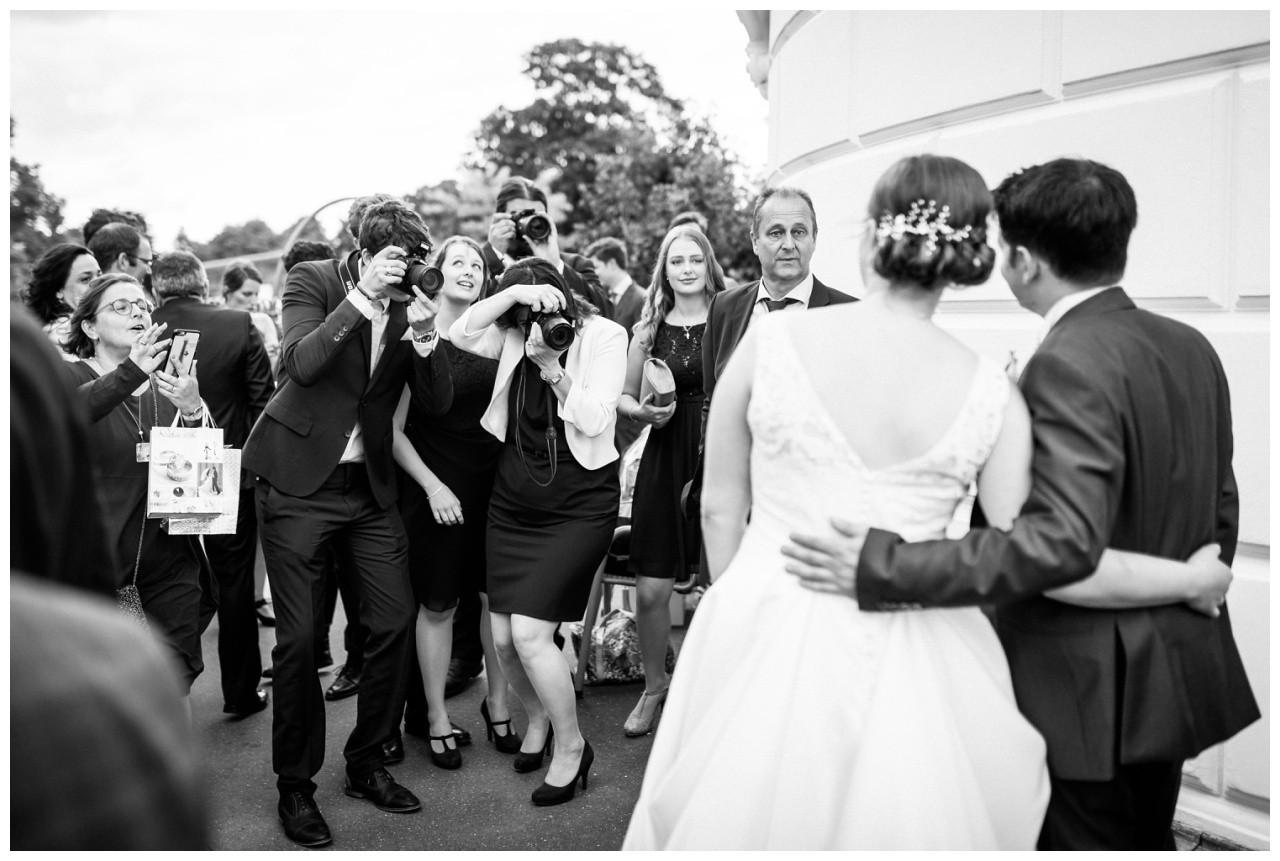 Fotosession bei der Hochzeit in Wuppertal